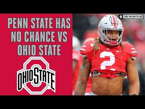 Ohio State WILL DESTROY Penn State: Preview and Expert Picks | CBS Sports HQ