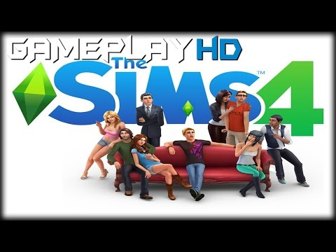 Gameplay de The Sims 4 Deluxe Edition