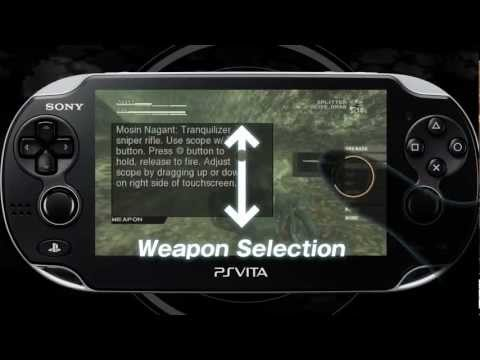 Видео № 0 из игры Metal Gear Solid HD Collection (Б/У) [PS Vita]
