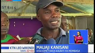 Kasisi amdunga kisu hadi kufa mkewe kabla ya kujiua mbele ya waumini kanisani Mombasa
