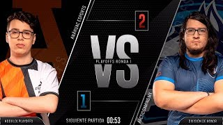 Anáhuac Esports VS ARCTIC GAMING MX | Cuartos de final | División de Honor 2019- Apertura Playoffs | Mapa 3