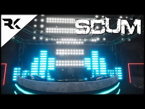 Scum Update - DISCO TIME! Base Building | Missions | Beards | Safe Zones + MORE!