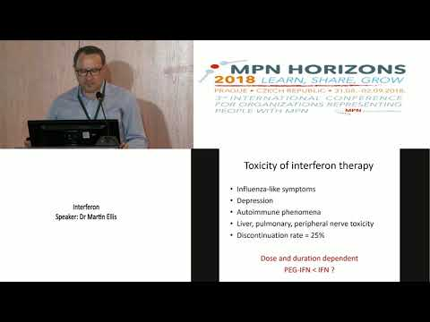 4 Interferon Dr Martin Ellis