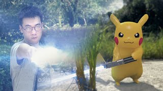 Harry Potter vs Pokemon go