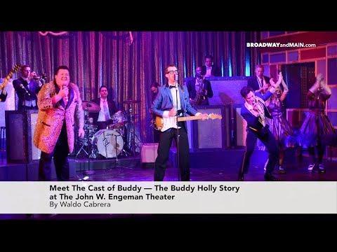 Meet The Cast of Buddy at The John W Engeman Theater
