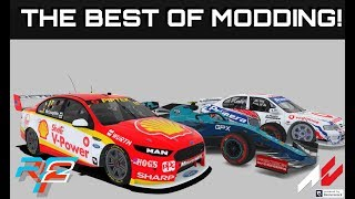 ADDICTION, IMMERSION AND REALISM!- F1 RFT 2013 Mod in rFactor 2