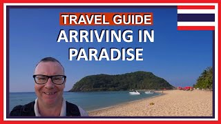 How to Get to Koh PhaNgan Thailand from Koh Samui - Vlog & Guide