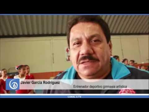 Triunfa equipo de gimnasia en Chimalhuacán