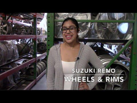 Factory Original Suzuki Reno Wheels & Suzuki Reno Rims – OriginalWheels.com