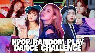 KPOP RANDOM PLAY DANCE CHALLENGE    GIRL GROUPS