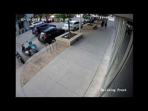 RAW: Downtown Austin attack caught on camera | KVUE