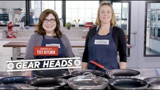 Gear Heads | Hannah and Lisa Put Nonstick Skillets to the Test