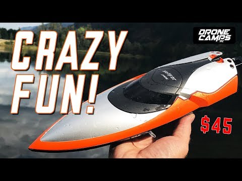 BEST RC Boat for under $50 – Helifar H106 RC Speed Boat – Honest Review
