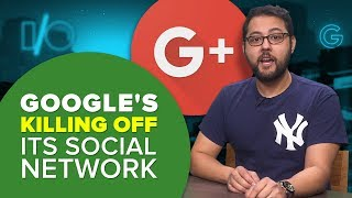Google+ is getting the ax early (Alphabet City)