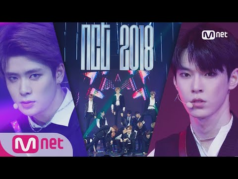 [NCT 2018 - Black on Black] Special Stage | M COUNTDOWN 180426 EP.568