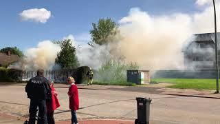 Как работают Пожарные в Германии