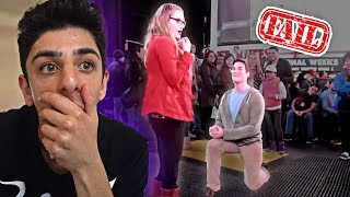 REACTING TO THE WORST MARRIAGE PROPOSAL FAILS!! | FaZe Rug