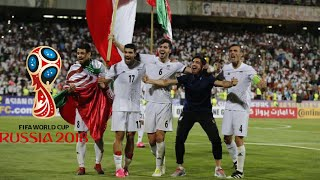 All Games Of Iranian National Team in the Qualification of the World Cup 2018   Team Melli