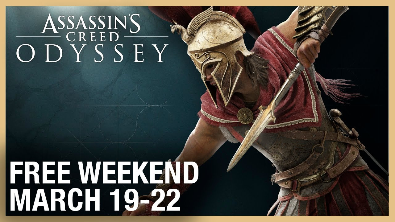 Assassin's Creed® Odyssey Free Weekend – Everything You Need To Know!