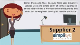 Simplisys Service Desk video