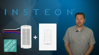 Insteon fanlinc with 6 button keypad install and setup