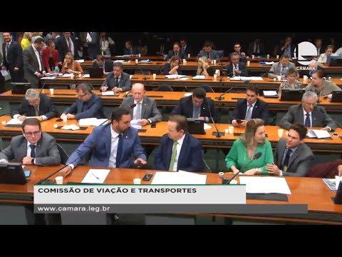 VIAÇÃO E TRANSPORTES - Reunião Deliberativa - 21/08/2019 - 10:51