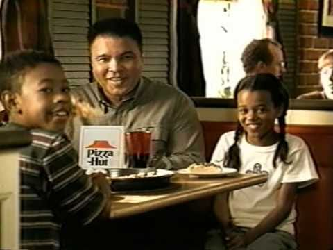 PizzaHut Commercial