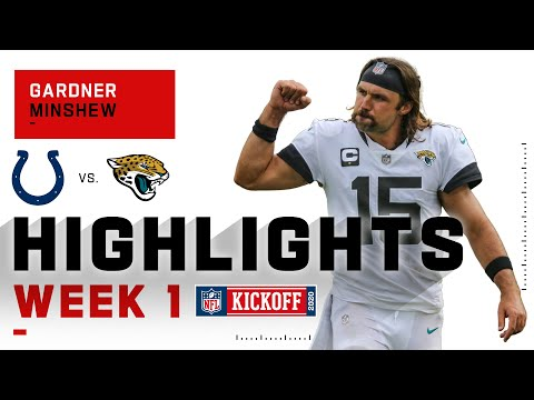 Gardner Minshew Throws 3x More Touchdowns Than Incompletions! | NFL 2020 Highlights