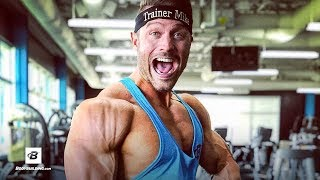 Big Chest & Triceps Pump Workout + Q&A | Trainer Mike by Bodybuilding.com