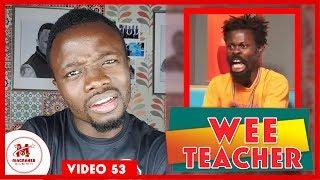 WEE TEACHER and KUMCHACHA MEETS ON MAGRAHEB TV