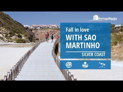 Moradia moderna para venda com piscina em São Martinho do Porto | Costa de Prata Portugal