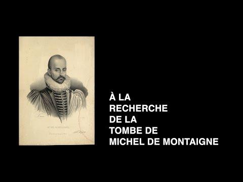 A la recherche de la tombe de Michel de Montaigne