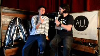 Mumiy Troll (Vladivostok, Russia): Interview at SXSW 2015