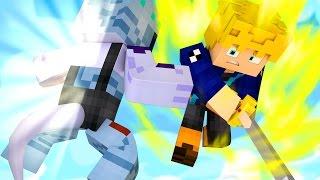 Minecraft: GuerreiroSayajin (DragonBallZ) - Um Novo Super Sayajin ! #18
