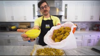 //  recipe: pretzel bites https://bit.ly/3f6DzoB nacho cheese http://bit.ly/2PjUCcl  come hang with us on twitch, we're live all the time: http://www.twitch.tv/jennajulien  biz email: julienfightingsolo@gmail.com  socials twitter: http://twitter.com/juliensolomita instagram: http://instagram.com/juliensolomita twitch: http://www.twitch.tv/jennajulien podcast: http://youtube.com/jennajulienpodcast byte: @julen my prints: https://bit.ly/2PDC1Fv  my video gear https://kit.co/juliensolo/gear  music: https://bit.ly/2KN47NB https://bit.ly/3bT1HZL