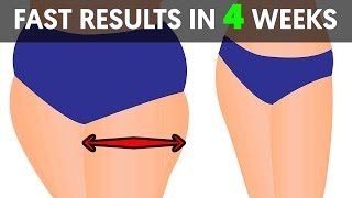 Reduce Your Large Thighs With These Before Bed Exercises!