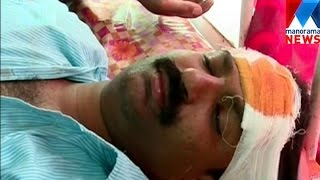 Kottarakkara: Youth attacked by goons | Manorama News