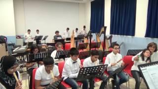laboratorio musicale delle classi seconde