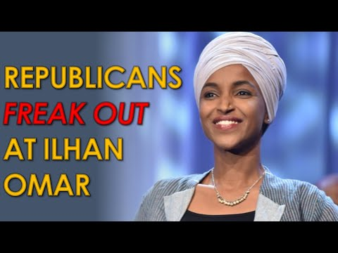 Republicans FREAK OUT as Ilhan Omar calls for Dismantling America's systems of oppression