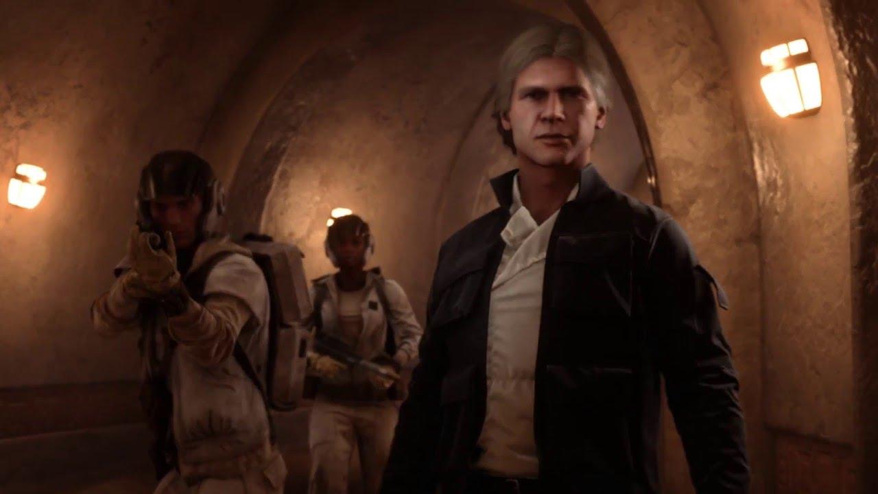 Disponible el pack Borde Exterior para Star Wars Battlefront