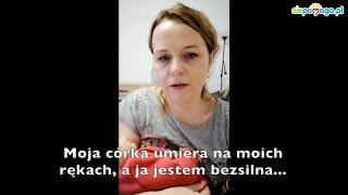 Film do artykułu: Maleńka Hania cierpi na...