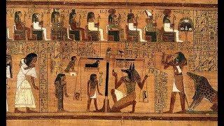 Книга мертвых Древний Египет