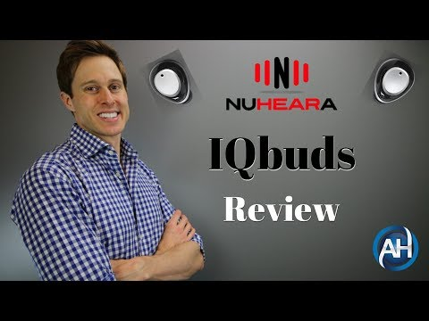 Nuheara IQBuds Review | Intelligent Wireless Bluetooth Earbuds