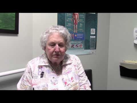 Dorothy Avoided Knee Surgery