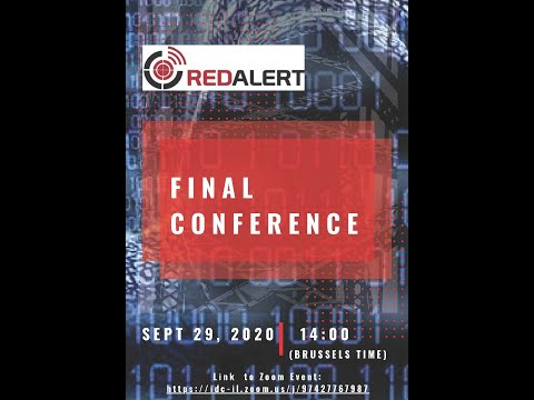 RED-Alert Final Conference - YouTube