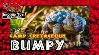Jurassic World Camp Cretaceous Bumpy Review Deutsch / German