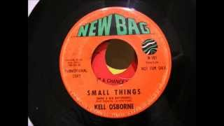 kell osborne small things new bag