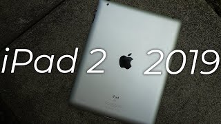 Using the iPad 2 in 2019 - Review