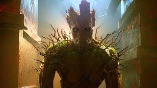 Guardians Suit Up Scene - Preparing For The Battle - Guardians of the Galaxy (2014) Movie CLIP HD