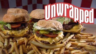 The Secrets Behind Five Guys Perfect Burgers And Fries | Food Network